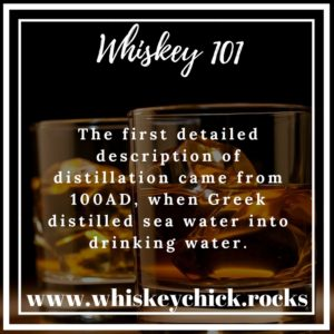 Whiskey Facts from WhiskeyChick