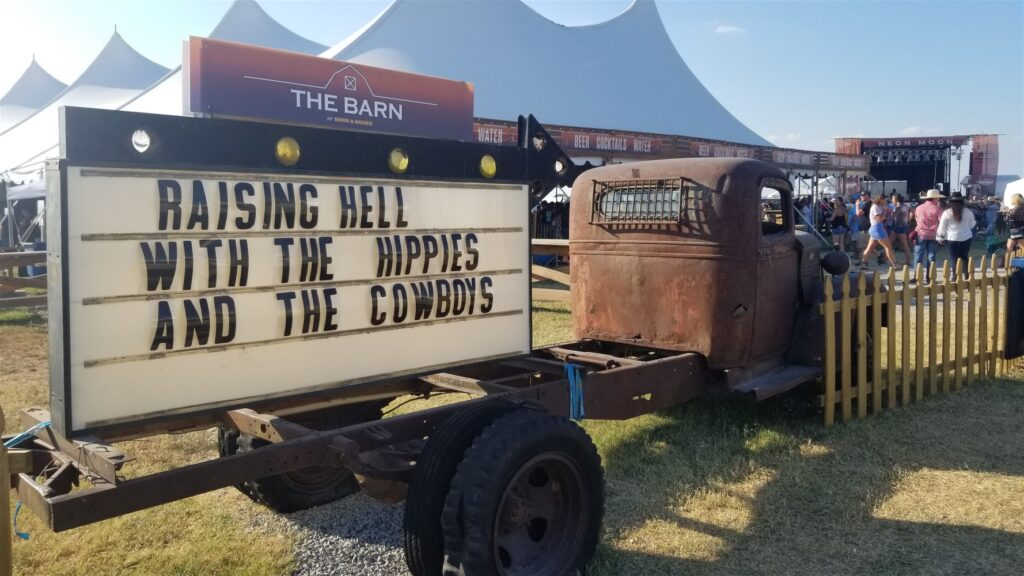 Inaugural Born & Raised Music Festival Successfully Starts a New Red Dirt Family Tradition